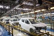 امکان تولید سالانه یک میلیون و ۲۰۰ هزار خودرو در کشور