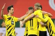 حضور دورتموند در لیگ قهرمانان اروپا قطعی شد