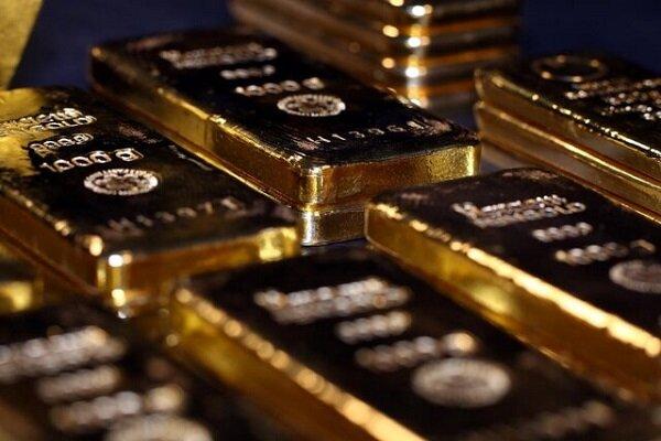 طلا 13 دلار ارزان شد