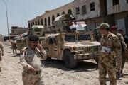 هلاکت 8 تروریست داعش در شمال عراق