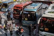 قیمت بلیت اتوبوس برونشهری افزایش می یابد