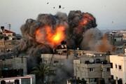 شهادت یکی از فرماندهان حماس در پی حمله هوایی اسرائیل