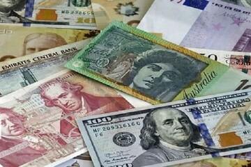 کاهش نرخ رسمی ۱۶ ارز