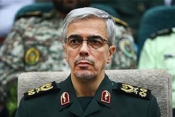 سرلشکر باقری: سربازان موجب ارتقاء قدرت دفاعی کشور هستند