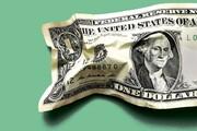 چهارمین افت متوالی دلار