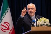 واکنش ظریف به کمک نظامی آمریکا به اسرائیل