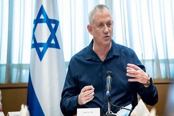 گانتز: حملات نظامی به غزه ادامه مییابد