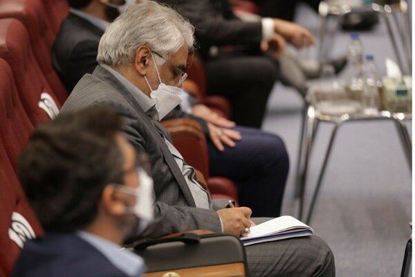 دیدار طهرانچی با مدیران گروه دانشگاه آزاد قزوین