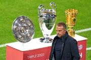 «فلیک» به نیمکت بارسلونا نزدیک شد