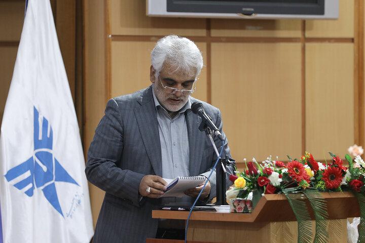 دیدار صمیمانه دکتر طهرانچی با اساتید دانشگاه آزاد اسلامی استان گیلان
