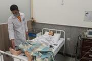 آزمون صلاحیت بالینی پزشکان در دانشگاه آزاد شاهرود برگزار شد