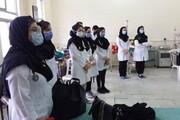 حضور ۱۷ دانشجوی دانشگاه آزاد تنکابن در آزمون صلاحیت بالینی