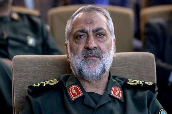 سردار شکارچی: امروز ارتش آمریکا از قدرت ایران میلرزند