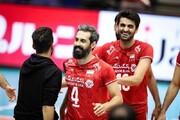 بازگشت سعید معروف به ترکیب تیم ملی والیبال