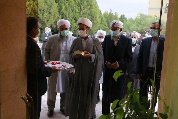 دفتر تقریب مذاهب در دانشگاه آزاد اسلامی بجنورد افتتاح شد/ تحصیل ۱۲۰ دانشجوی اهل تسنن در واحد بجنورد