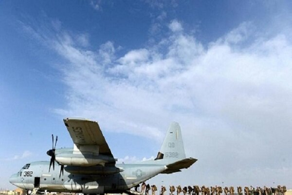 تصمیم انگلیس برای ارسال جنگنده به افغانستان