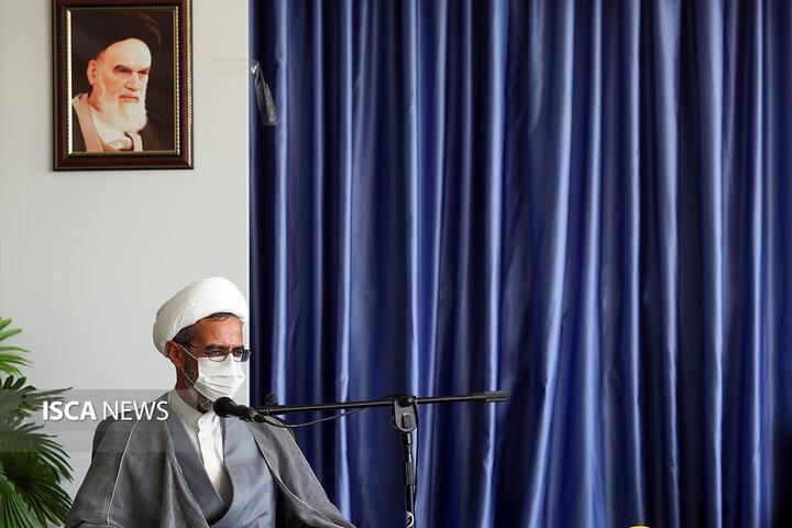 دیدار دکتر طهرانچی با امام جمعه بجنورد
