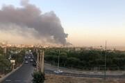 علت اصلی حادثه آتش سوزی پالایشگاه تهران چه بود؟