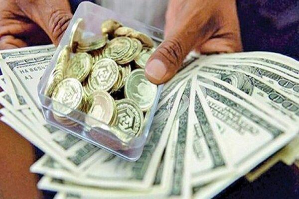 قیمت دلار، سکه و طلا چهارشنبه ۱۲ خرداد