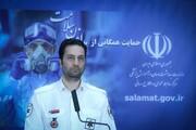 مصدومیت ۱۱ نفر بر اثر آتش سوزی پالایشگاه تهران