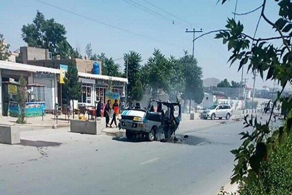 8 کشته و زخمی در پی انفجار در پایتخت افغانستان
