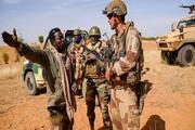 فرانسه عملیات نظامی مشترک با مالی را تعلیق کرد