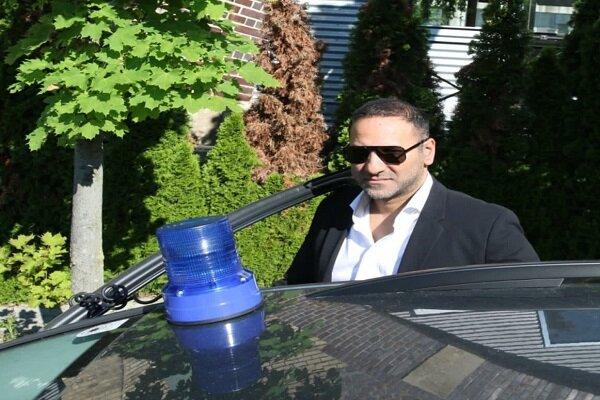 بازیگر ایرانی مامور مبارزه با مافیا شد