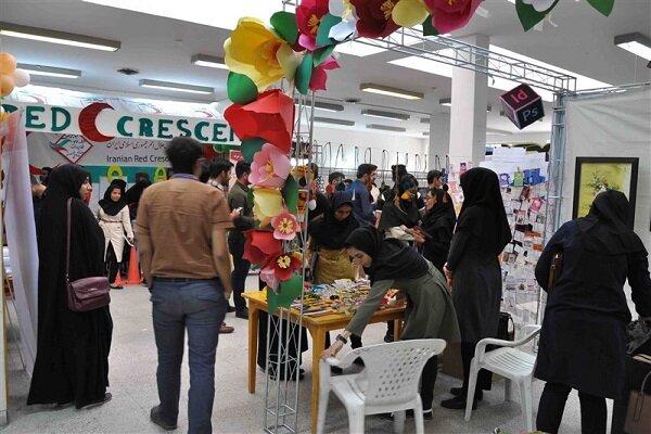 اختتامیه نهمین دوره جشنواره ملی رویش دانشگاهی امروز برگزار میشود