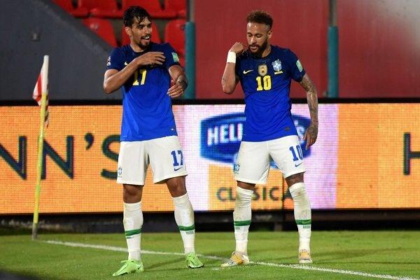 قدرت نمایی سلسائو در راه جام جهانی