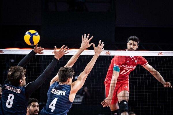 پیروزی مقتدرانه ایران برابر آمریکا/ تیمی جلودار شیران ایران نیست