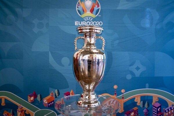برنامه کامل و ساعت بازیهای یورو ۲۰۲۰