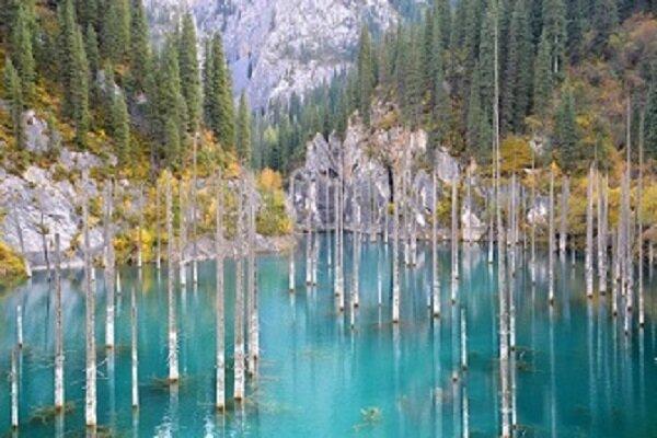 عجیب ترین دریاچه دنیا کجاست؟