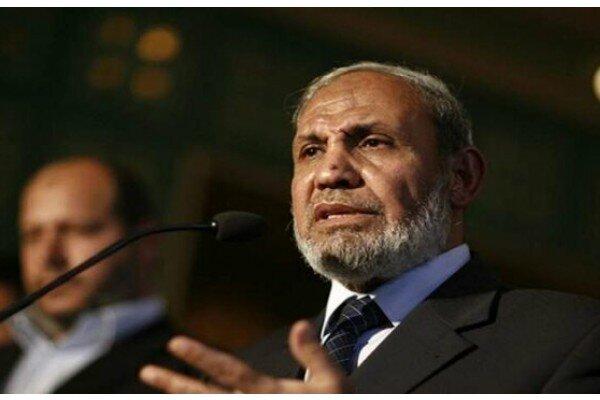 حماس: گروههای مقاومت نظریه امنیتی رژیم صهیونیستی را هدف قرار دادند