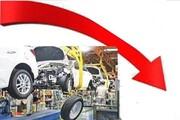 خودروسازان بزرگ دنده معکوس کشیدند !