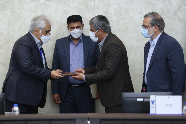 «سرپرست دانشگاه آزاد اسلامی استان کهگیلویه و بویراحمد » منصوب شد