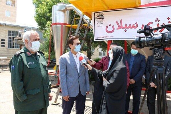 تولید ۶ محصول تحریمی در دانشگاه آزاد اسلامی واحد اردبیل