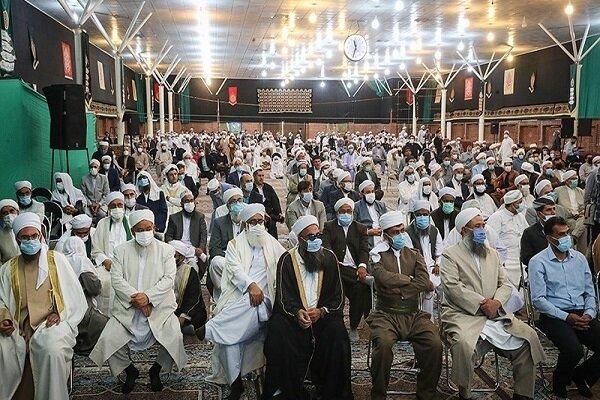 حمایت علمای اهلتسنن از حجت الاسلام رئیسی
