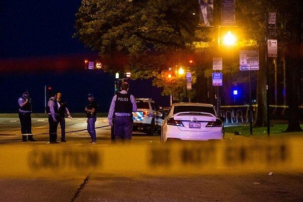 ۲۲ کشته و زخمی در تیراندازیهای دسته جمعی آمریکا