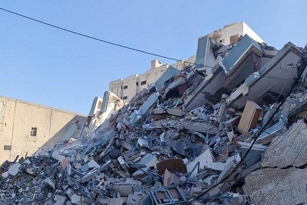 مخالفت تشکیلات خودگردان فلسطین با طرح مصر برای بازسازی نوار غزه
