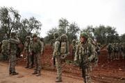 حمله ارتش ترکیه به شهر «تل رفعت» در شمال سوریه