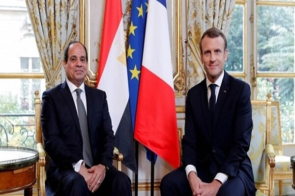 توافق 1.7 میلیارد یورویی مصر با فرانسه برای سرمایهگذاری