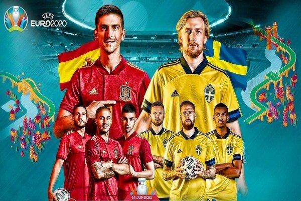 اسپانیا - سوئد؛ آغاز سخت ماتادورها