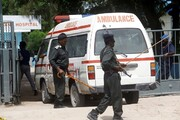 ۱۵ کشته در پی انفجار انتحاری در سومالی