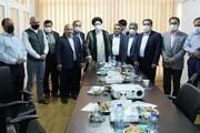 دیدار مدیران روزنامهها و خبرگزاریهای اصلاح طلب با رئیسی