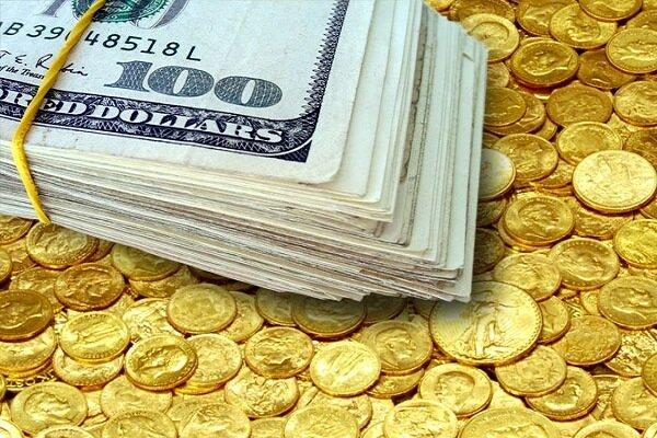 قیمت دلار، سکه و طلا سه شنبه ۲۵ خرداد