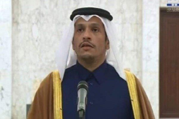 قطر: اقدامات اسرائیل در قدس نگرانکننده است