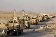 وقوع انفجار در مسیر کاروان تجهیزات لجستیک آمریکا در عراق