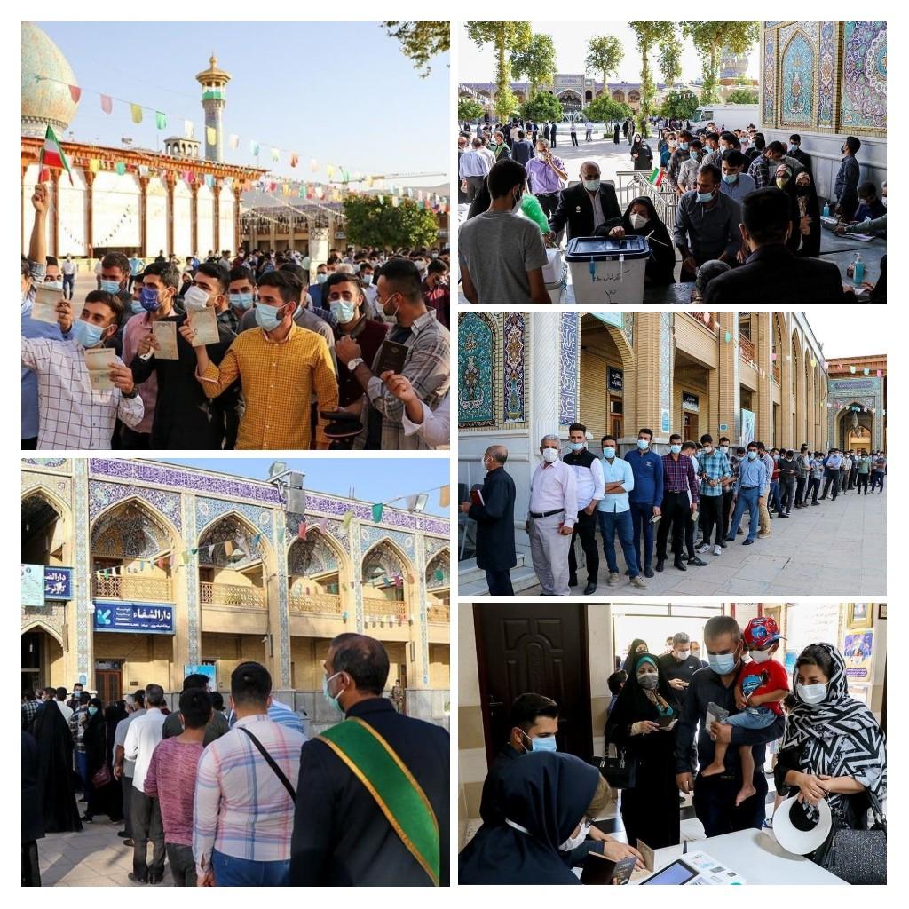 گزارش لحظه به لحظه انتخابات ۱۴۰۰/ رأیگیری تا ساعت ۲۲ تمدید شد/ ۶ استان با کمبود تعرفه مواجه شدند