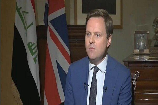 سفیر انگلیس: تا زمانی که داعش هست، نیروهای آمریکایی از عراق خارج نمیشوند