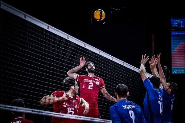 شکست ایران برابر فرانسه/ شانس صعود به مرحله نهایی از بین رفت